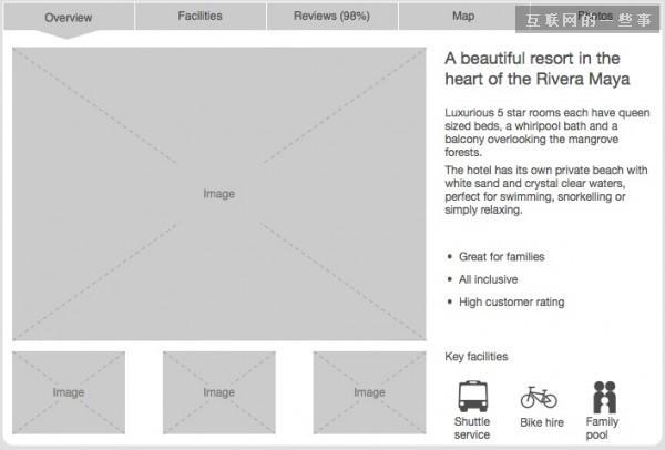 精品干货丨会说话的线框原型长什么样?,互联网的一些事