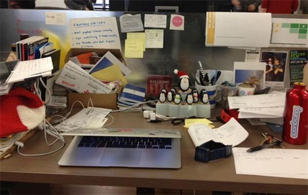 看看国外科技大佬的办公桌,互联网的一些事