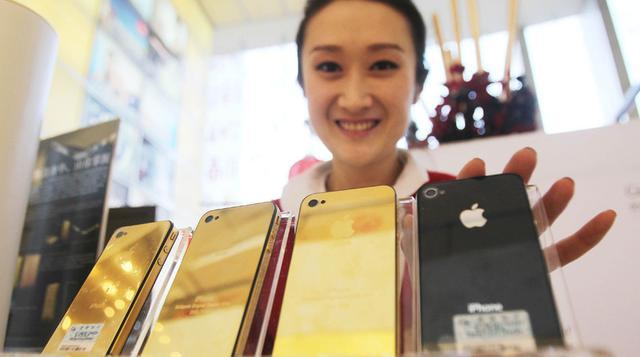 苹果的颜色哲学:土豪金真的是专为亚洲打造?