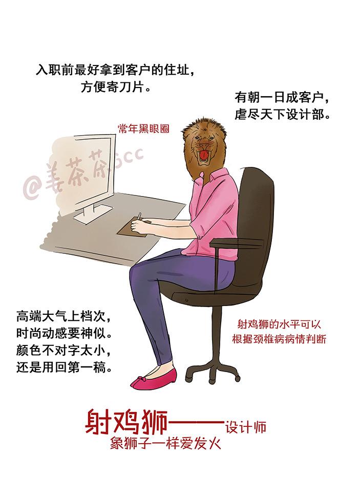 互联网每份职业都有动物属性,你的职业是那种?,互联网的一些事