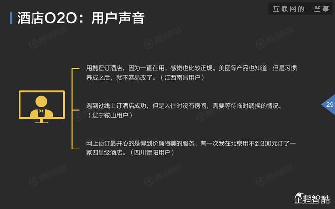 企鹅智酷大数据报告:揭秘三四线城市O2O真相,互联网的一些事