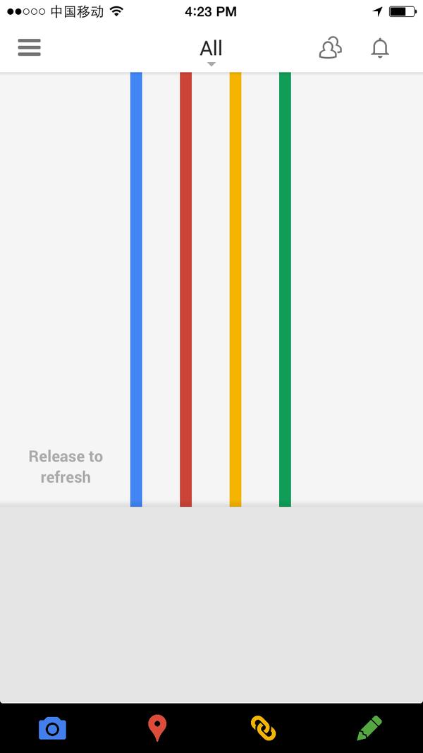 2015 年移动设备界面设计趋势,互联网的一些事