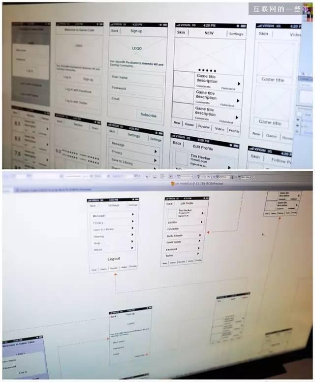 福利!15款优秀移动APP产品原型设计工具,互联网的一些事