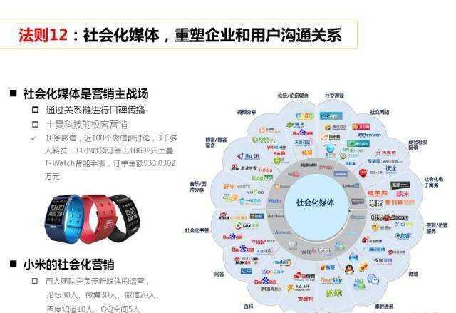 95页PPT 互联网思维将成最根本商业模式