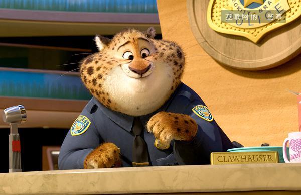 要知道《疯狂动物城》里的动物为啥这么萌