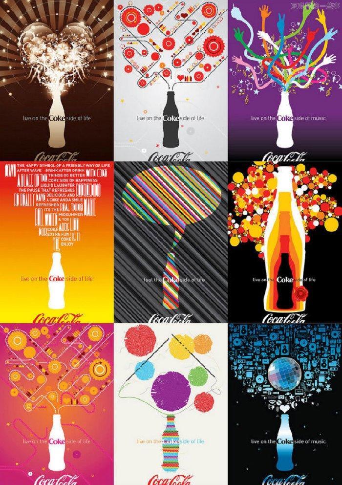 别把设计想复杂——视觉设计中图形创意