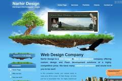 大神级设计师作品 如何打造超现实的酷炫网站