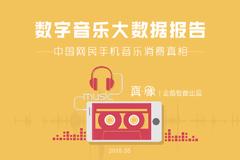 企鹅智酷:《数字音乐大数据报告》,中国网民手机音乐消费真相(附11M完整版下载)