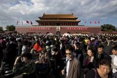 中国人怎么过国庆长假?微信大数据告诉你