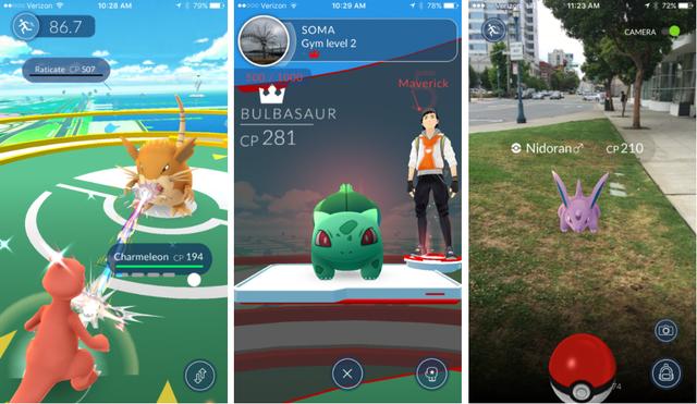 曾经爆火的Pokémon Go快过气了 创始人说今年会有新计划