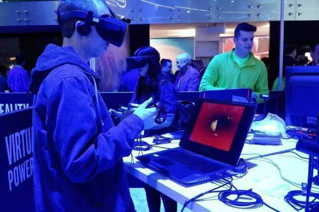 来势汹汹的Intel万万没想到高通在CES上放出了VR大招——数字王国《美猴王》