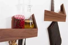 这些不起眼的小物件,最能解决你家墙面收纳!