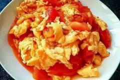 为什么中国的商家这么喜欢西红柿鸡蛋配色的招牌?
