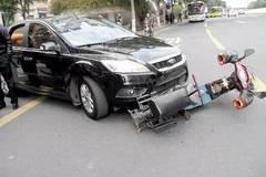 苹果第一辆汽车?竟是不怕撞的摩托,有了它谁还会买车···
