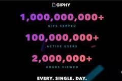 """日活1亿的动图应用GIPHY开始做内容了!""""斗图""""背后是何产品逻辑"""