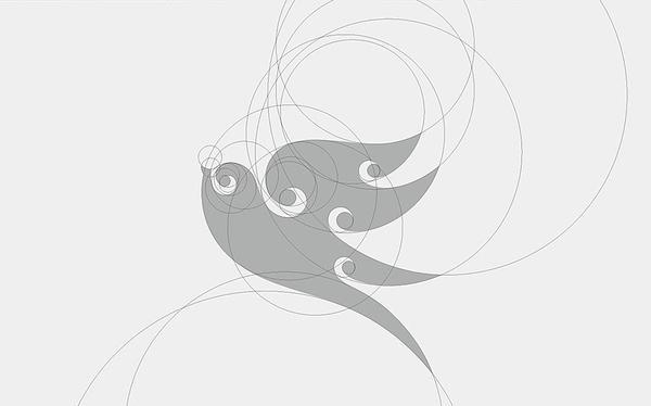 四个步骤,完成一个app的logo设计需求
