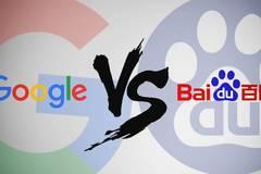 十张图看清百度与谷歌的差别