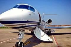 """共享飞机都来了!坐""""专机""""原来可以这么便宜"""