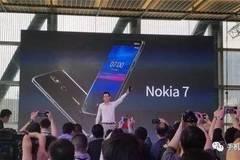 诺基亚7正式发布,蔡司认证镜头双视野拍摄,售价2499元起