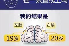 左右脑测试风靡朋友圈,你的脑子咋样?心里没点数吗!