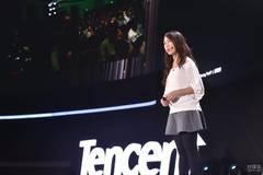 【直击腾讯 WE 大会】郝景芳:人工智能的最大威胁是使人类的智慧退化
