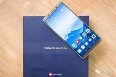 四大性价比手机排名, 麒麟970强悍, 小米6排第三!