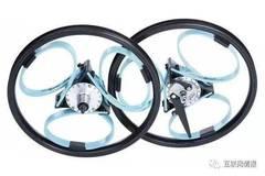 自行车曝黑科技,这样的车轮自带减震!
