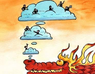 《经济学人》新年开端关注中国云计算:阿里云赶超亚马逊