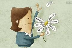 焦虑、渴望中挣扎的我们,如何定义成功和失败?