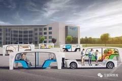可分离车身、无人驾驶,全新Rinspeed SNAP概念车!
