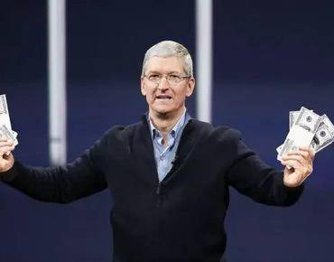 苹果的烦恼:手握1630亿美元巨额现金,却不知该怎么花