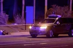 全球首例!Uber自动驾驶车辆致行人死亡