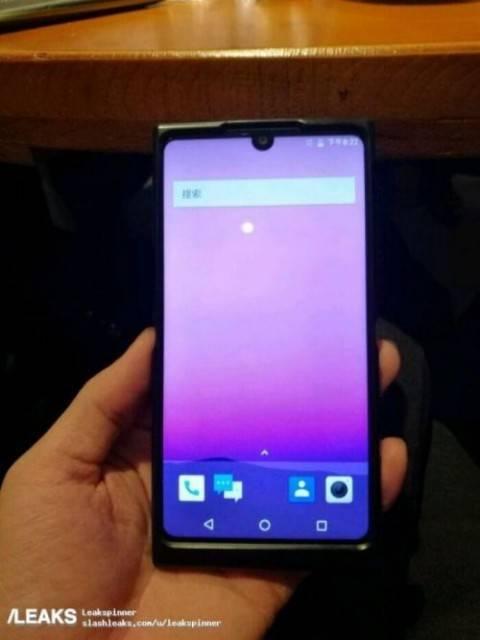 努比亚型号为NX610J的手机曝光 旗舰级别配置