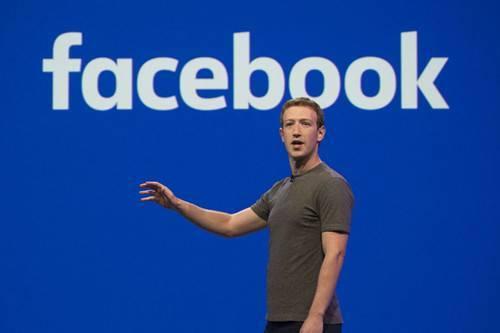 Facebook股价周二继续下跌 市值两个交易日蒸发近500亿美元