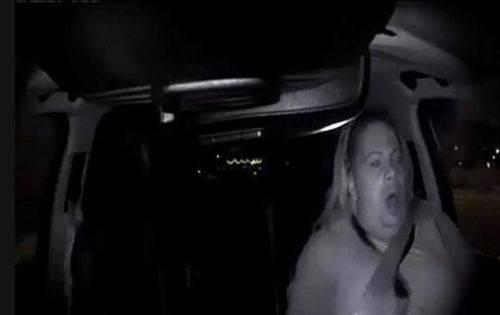 美国警方公布Uber自动驾驶汽车撞人致死