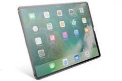 全面屏iPad Pro渲染图曝光 前置摄像头取消