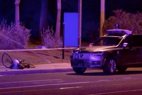 供应商称Uber关闭了撞人自动驾驶汽车的标准防碰撞技术