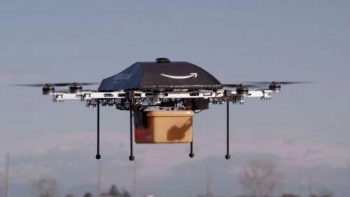 亚马逊公布无人机新专利:可识别手势和语音并作出回应