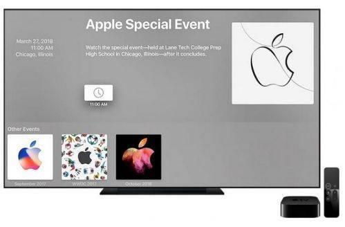 苹果3月27日发布会取消直播 将在第二天上传
