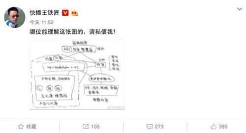 快播王欣微博再发声 或将入局区块链行业