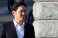 从监狱获释后 李在镕首次进行海外商务旅行