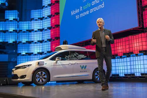 Uber自动驾驶汽车路测撞人 Waymo CEO表示他们的技术能应对类似状况