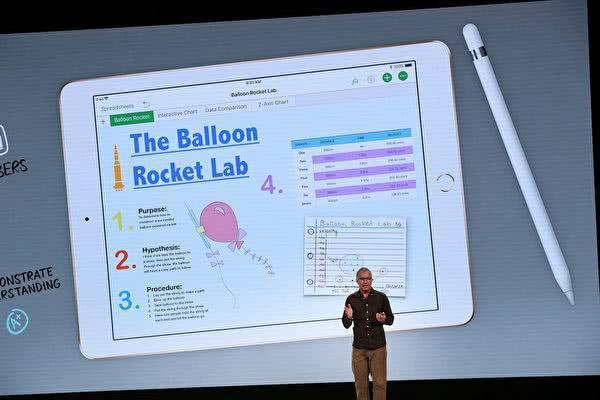 苹果发布史上最便宜iPad,国行版起售价2388元