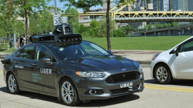 Uber放弃加州自动驾驶汽车测试权 将不再续办牌照