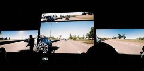 英伟达发布了一款自动驾驶仿真系统 可模拟驾驶十亿英里