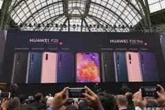 华为P20/P20 Pro正式发布:4000万像素徕卡三摄+AI智能防抖+麒麟970