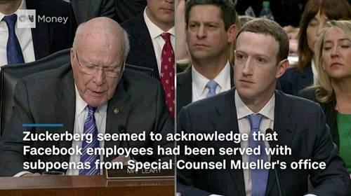 """""""是我的错"""",扎克伯格一句道歉,价值1300亿!"""