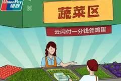 """中国银联:云闪付深耕十大场景,移动支付迎来""""场景化""""时代"""