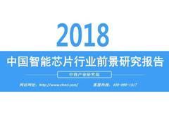 中商文库:2018年中国智能芯片行业前景报告