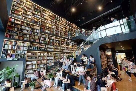 新概念書店無非內容電商線下變體,西西弗終難逃被本錢吞并命運?